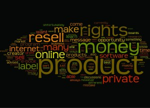 Private-Label-Resell-Rights-Choosing-a-Product