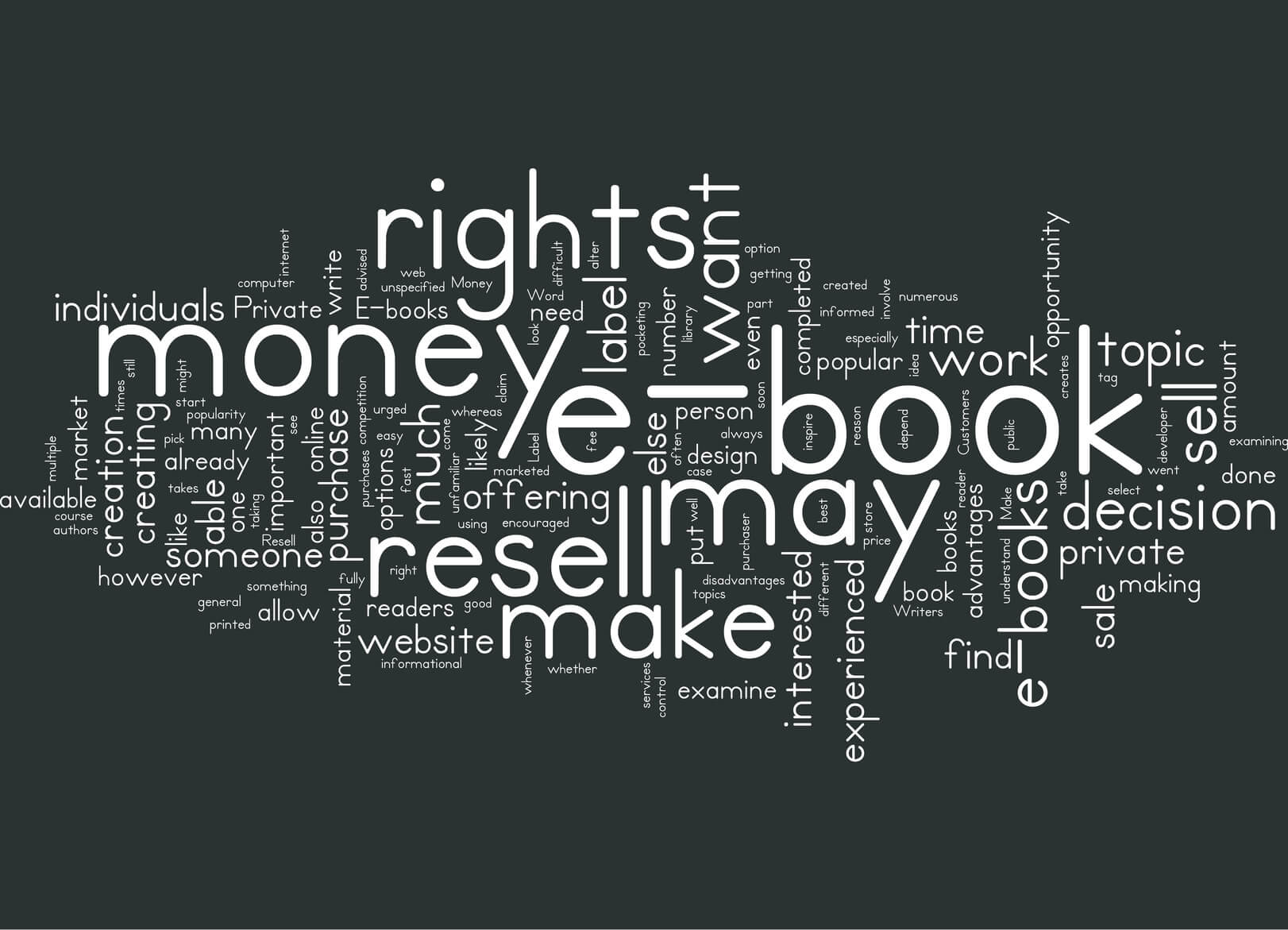Public Label Rights – The Secret of PLR Products is Out..