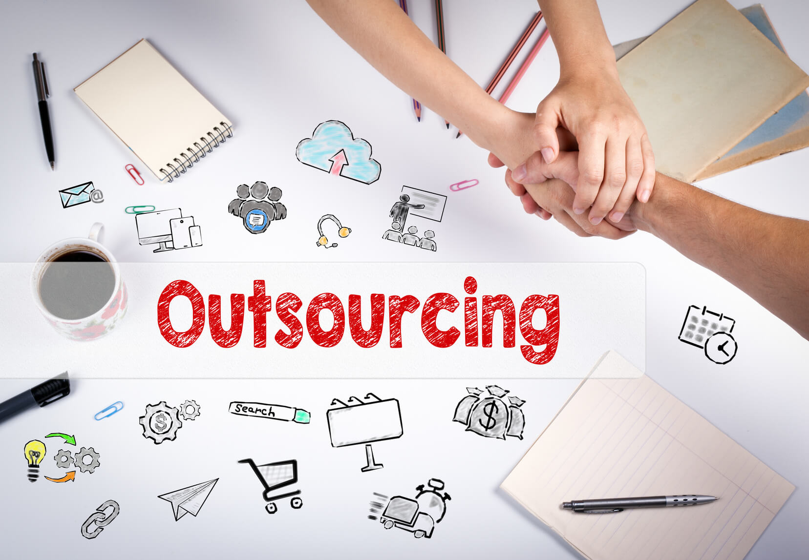 Top 7 Benefits of Outsourcing..
